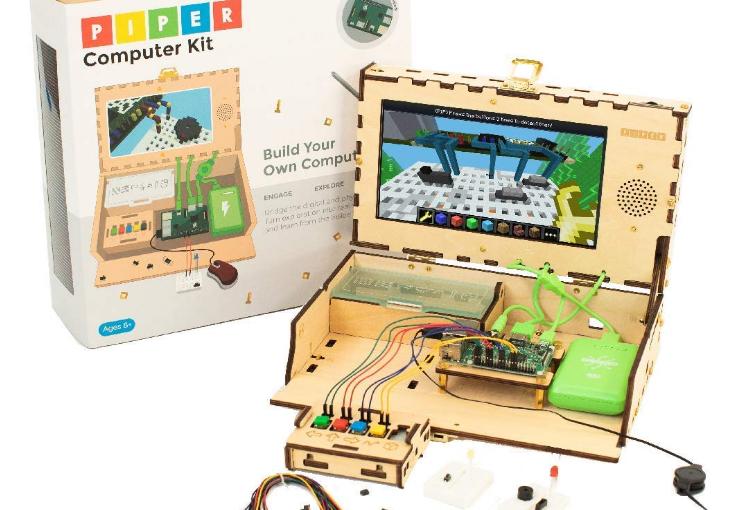 Piper Computer platform 樹苺派-組合電腦平台